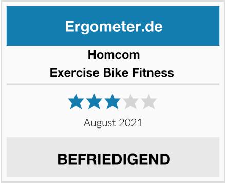 Homcom Exercise Bike Fitness  Test