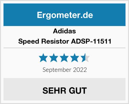 Adidas Speed Resistor ADSP-11511 Test