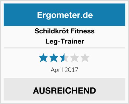 Schildkröt Fitness Leg-Trainer Test