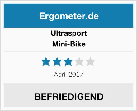 Ultrasport Mini-Bike Test