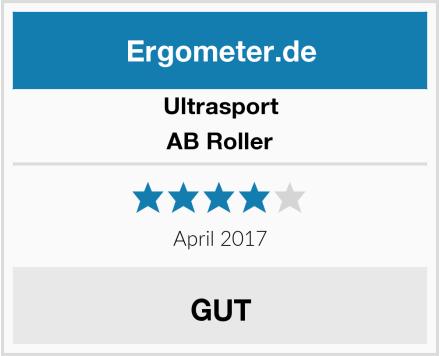 Ultrasport AB Roller Test