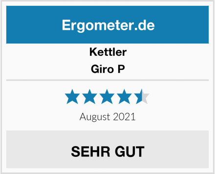 Kettler Giro P Test