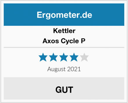 Kettler Axos Cycle P Test