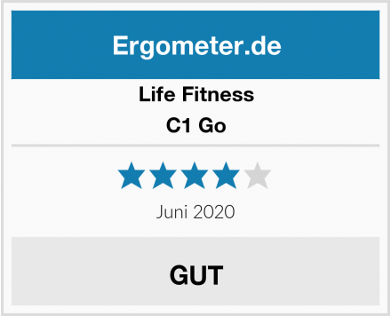Life Fitness C1 Go Test