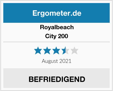 Royalbeach City 200 Test