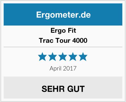 Ergo Fit Trac Tour 4000 Test