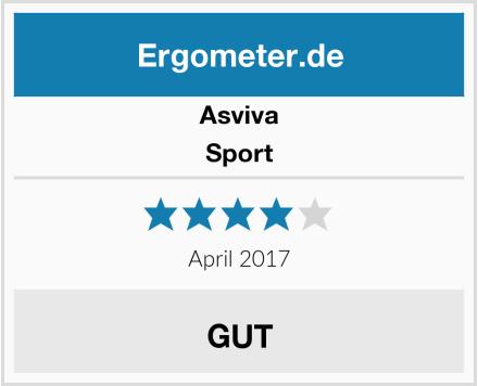 Asviva Sport Test