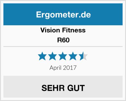 Vision Fitness R60 Test