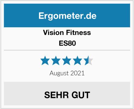 Vision Fitness ES80 Test