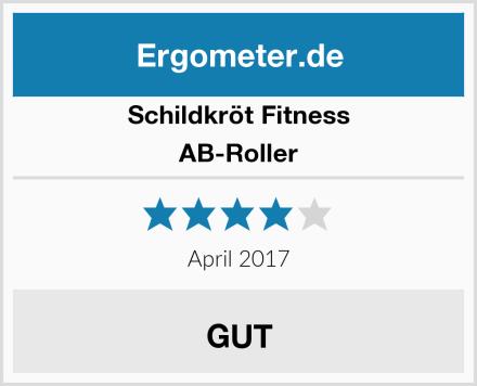 Schildkröt Fitness AB-Roller Test