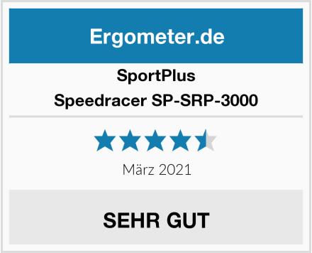 SportPlus Speedracer SP-SRP-3000 Test