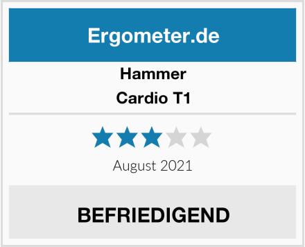 Hammer Cardio T1 Test