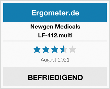 Newgen Medicals LF-412.multi Test