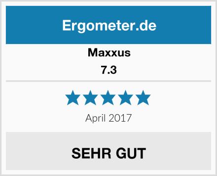 Maxxus 7.3 Test