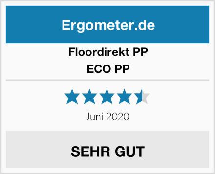 Floordirekt PP ECO PP Test