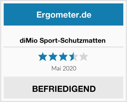 diMio Sport-Schutzmatten  Test