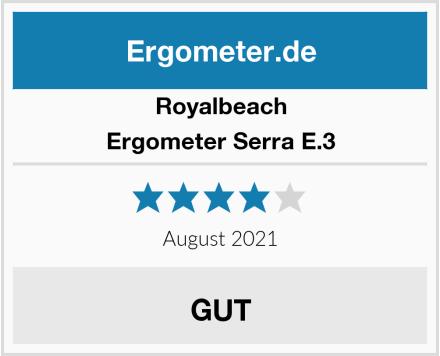 Royalbeach Ergometer Serra E.3 Test