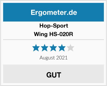 Hop-Sport Wing HS-020R Test