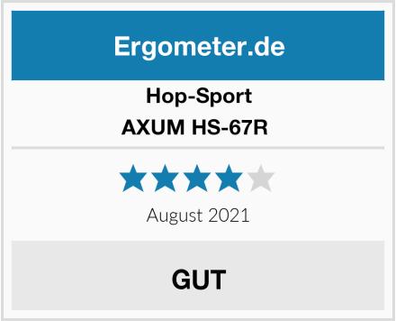 Hop-Sport AXUM HS-67R  Test
