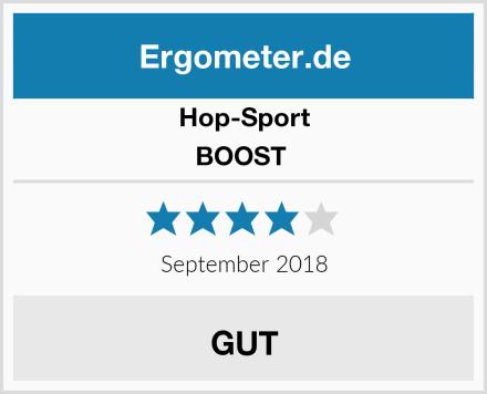 Hop-Sport BOOST  Test