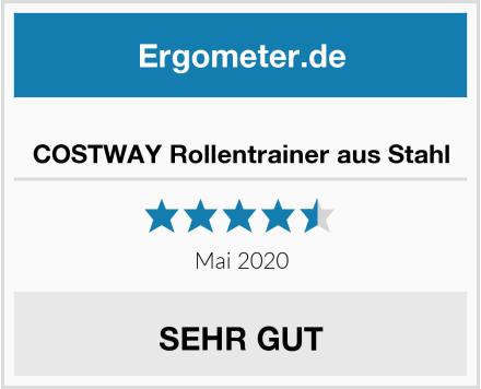 No Name COSTWAY Rollentrainer aus Stahl Test
