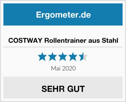 COSTWAY Rollentrainer aus Stahl Test
