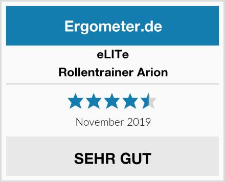 eLITe Rollentrainer Arion Test