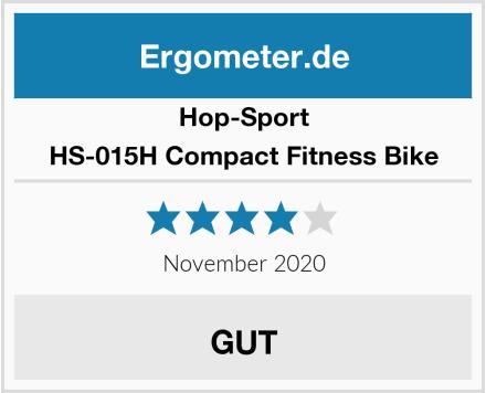 Hop-Sport HS-015H Compact Fitness Bike Test
