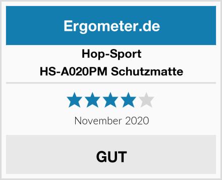 Hop-Sport HS-A020PM Schutzmatte Test