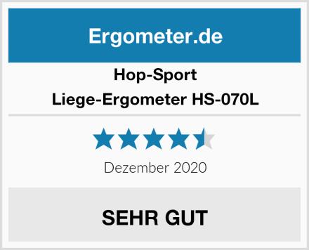 Hop-Sport Liege-Ergometer HS-070L Test