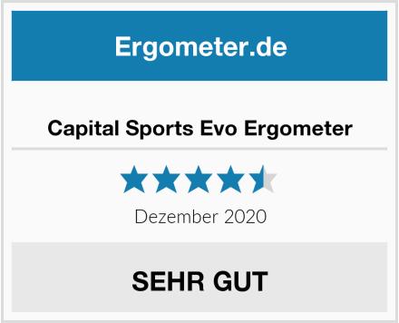 Capital Sports Evo Ergometer Test