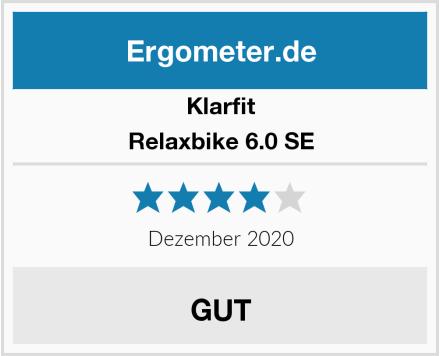 Klarfit Relaxbike 6.0 SE Test