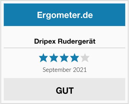 Dripex Rudergerät Test