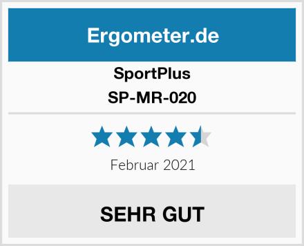 SportPlus SP-MR-020 Test