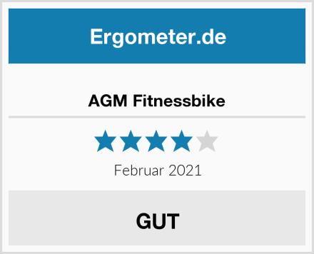 AGM Fitnessbike Test