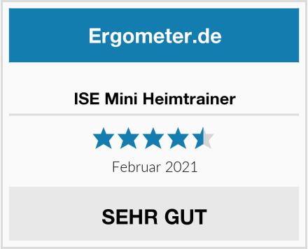 ISE Mini Heimtrainer Test