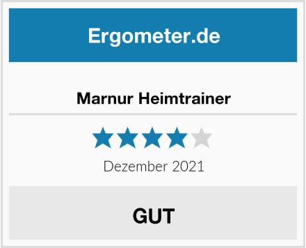 Marnur Heimtrainer Test