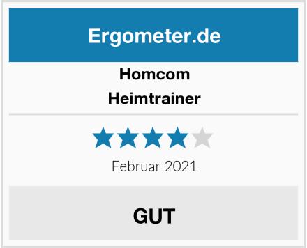 Homcom Heimtrainer Test