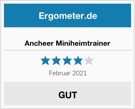 Ancheer Miniheimtrainer Test