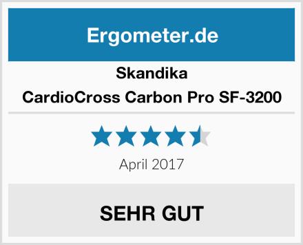 Skandika CardioCross Carbon Pro SF-3200 Test
