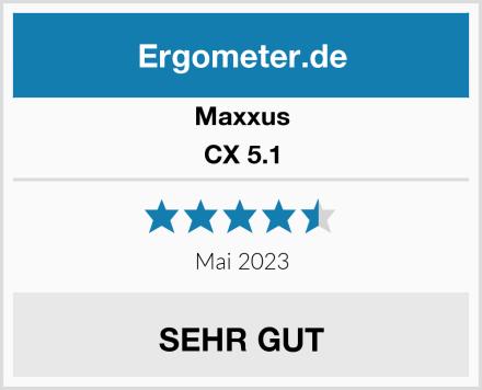 Maxxus CX 5.1 Test