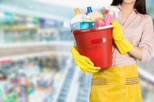 Reinigung, Pflege und Wartung