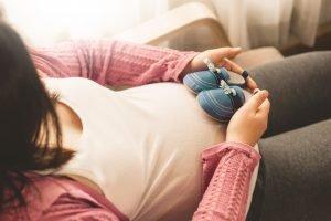 Ergometer in der Schwangerschaft