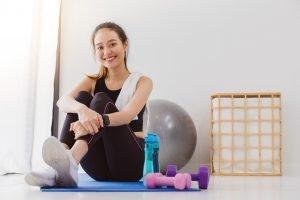 Die beliebtesten Fitnessübungen für Zuhause