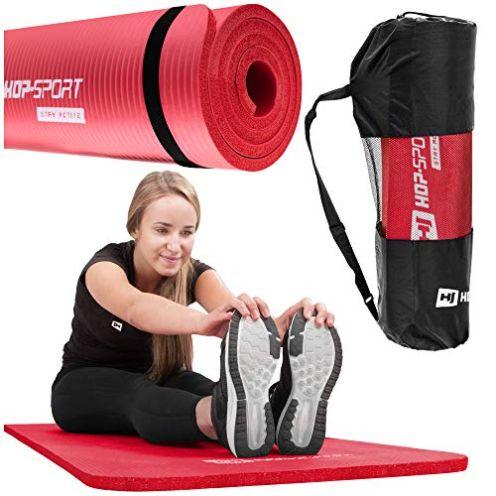 Hop-Sport Sportmatte und Übungsmatte