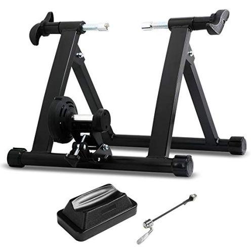 Yaheetech Fahrrad Rollentrainer magnetisch