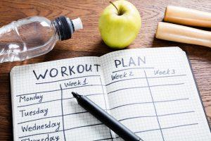 Trainingsplan für Anfänger